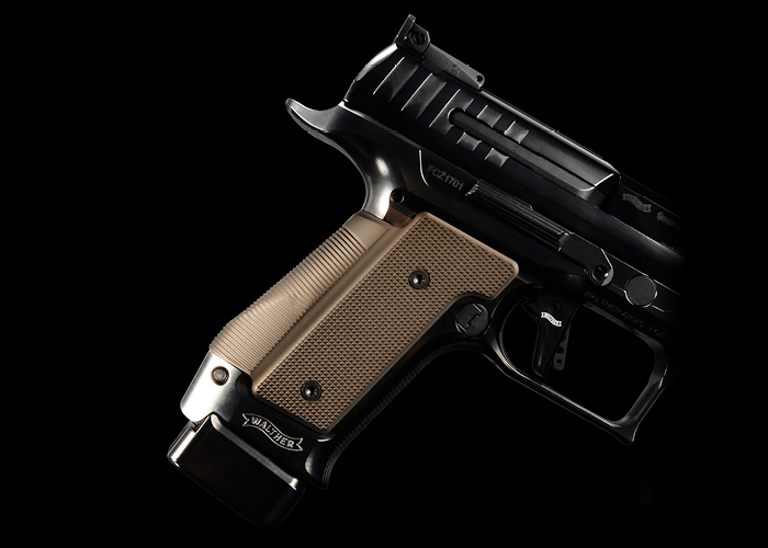 Walther Meister Manufaktur Black Diamond