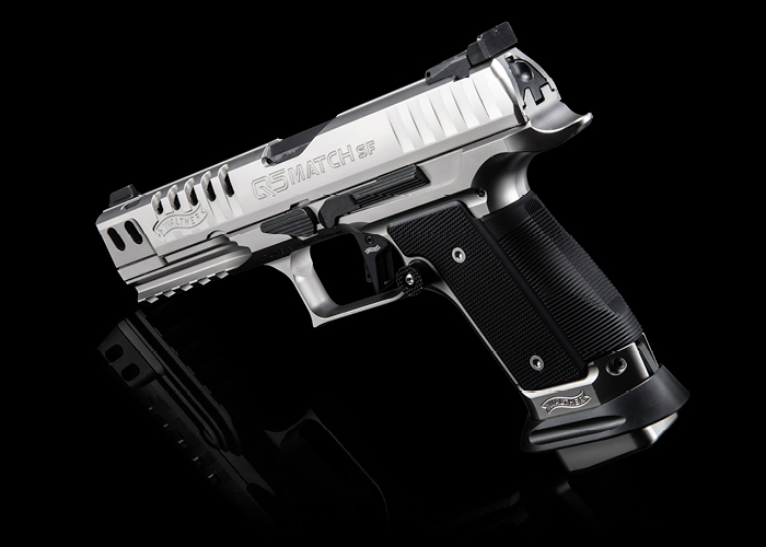 Walther Meister Manufactur Black Tie