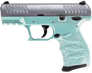 Walther CCP M2 9mm Angel Blue