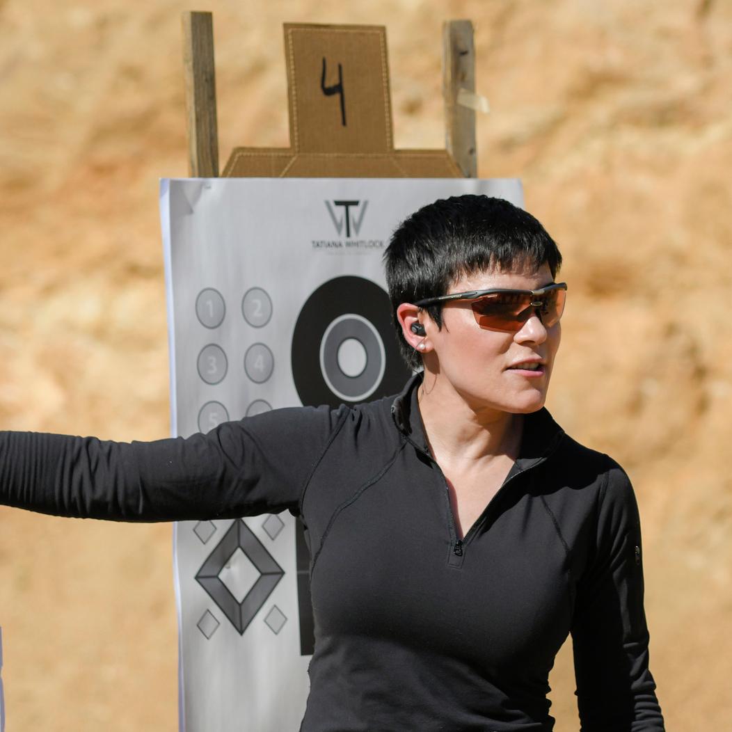 Walther Defense Division Tatiana Whitlock