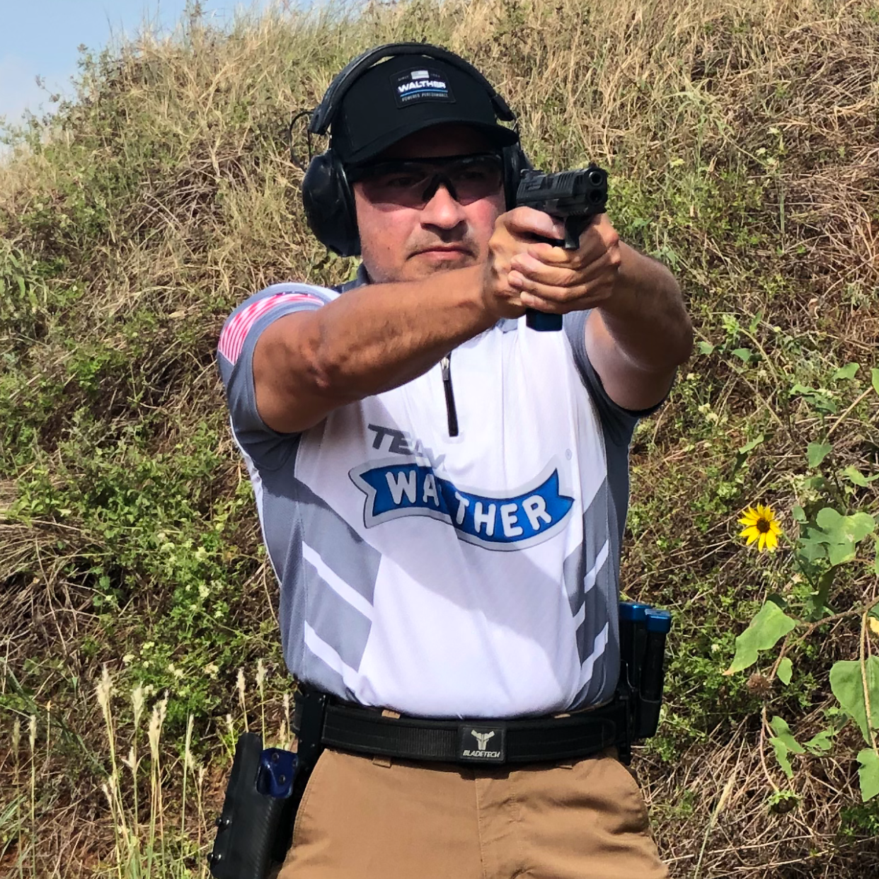 Walther Team Albert Salinas