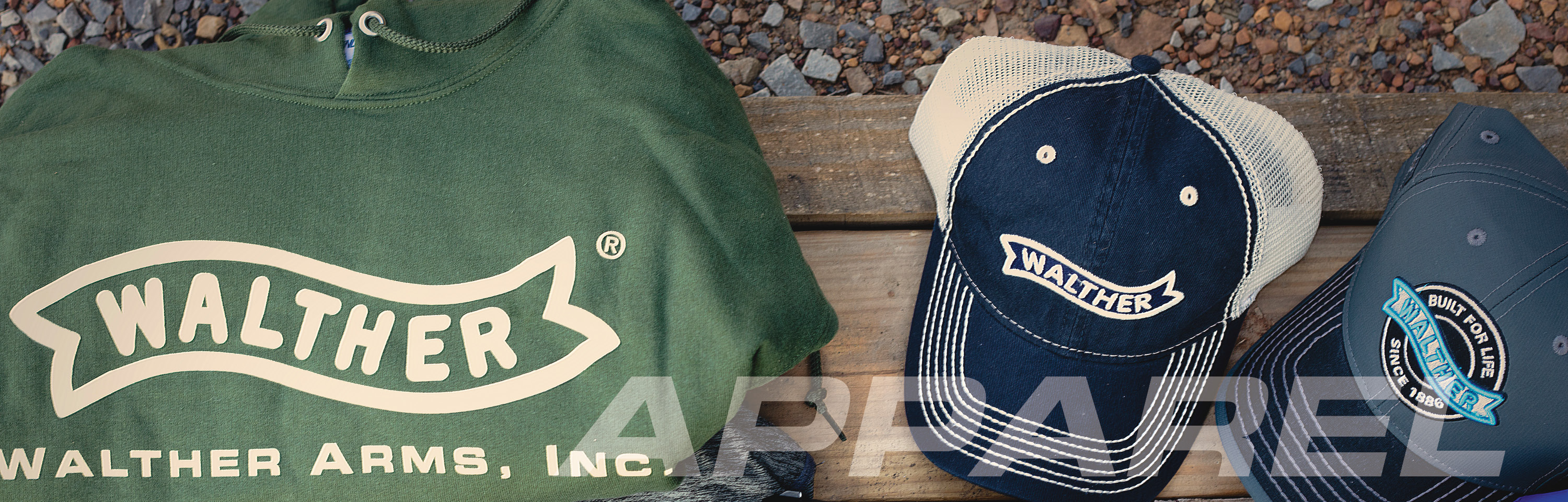 Walther Arms Apparel