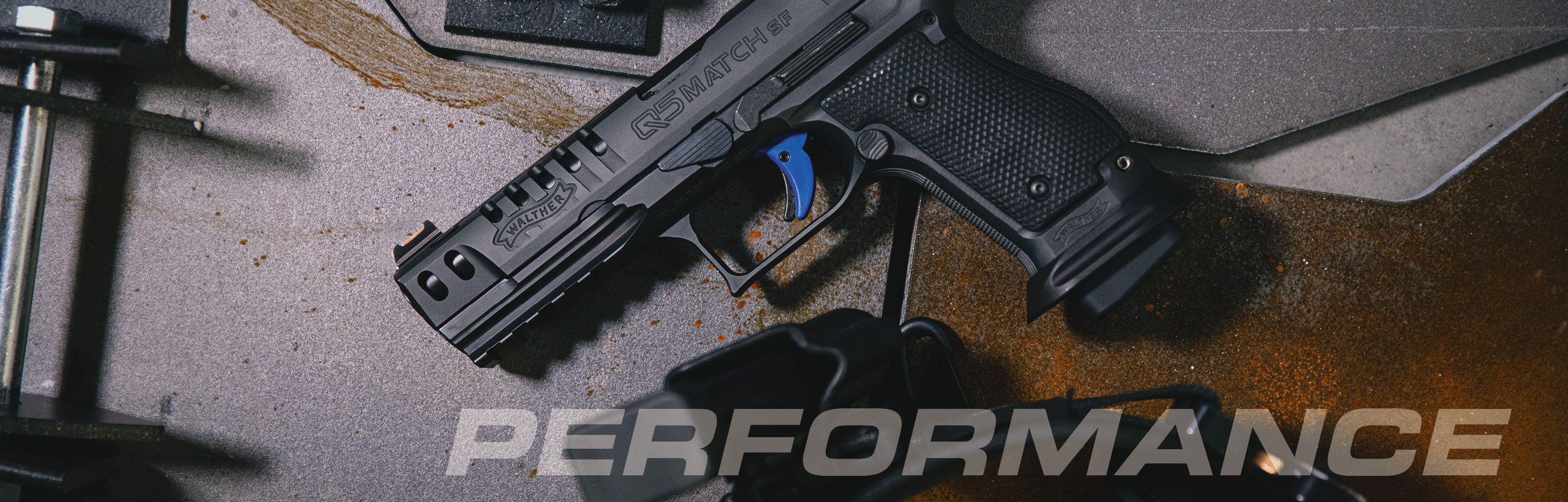 Walther Arms Performance