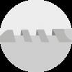 Walther Arms PDP Superterrain Serration