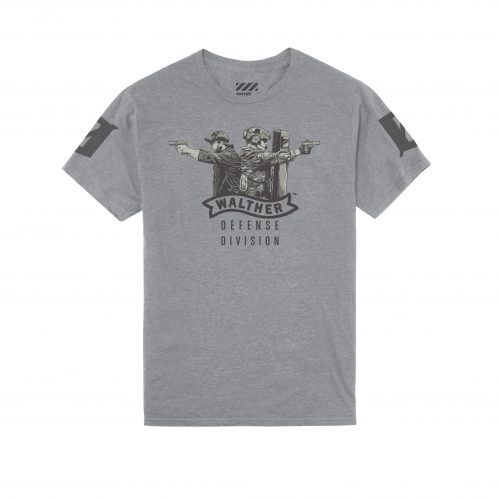 Walther Arms Defense Division Tee