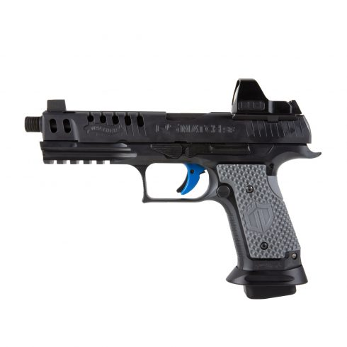 Walther Arms Thin Grips Bogies Solid Gray