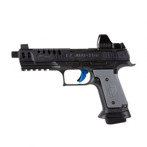 Walther Arms Thin Grips Checkered Solid Gray