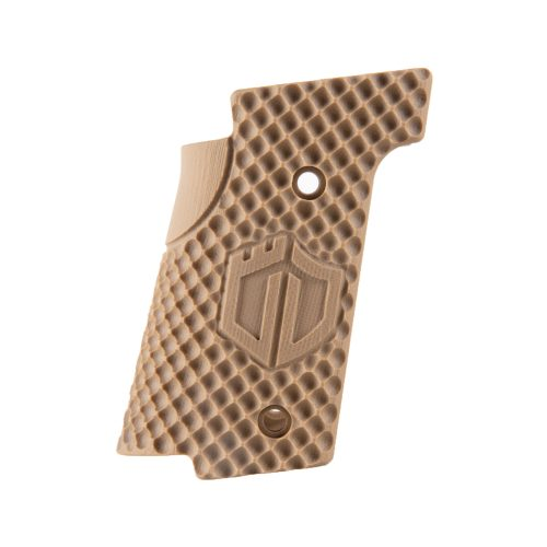 Walther Arms Thin Grips Bogies Coyote Brown